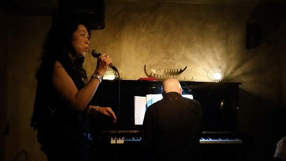 SETSUKO performed Duo with MARK SOSKIN in New York .